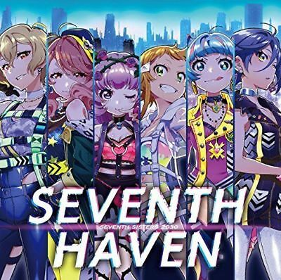 7Th Sisters-Seventh Haven-Japan Cd C15