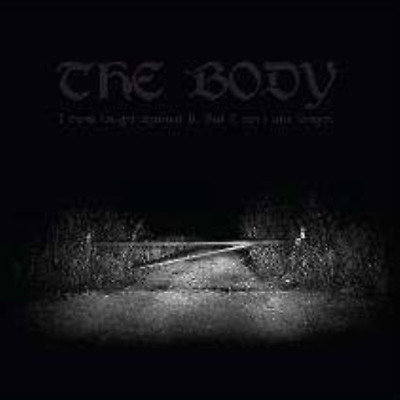 Body-I Have Fought Against It But I Cant Any Longer-Japan Cd F30