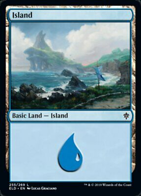 2x ISOLA - ISLAND Magic ELD Mint