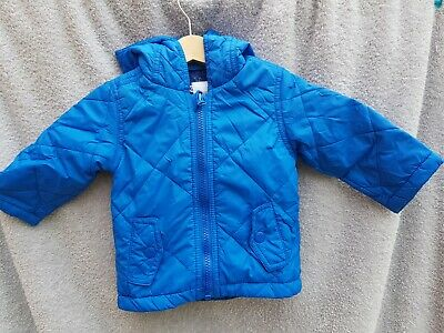 Gorgeous Infant Baby Jacket for Boys from BlueZoo Baby. Size age 3-6 months
