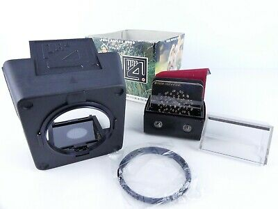 Genuine Pro4 Reflex Hood And Filters Boxed U36