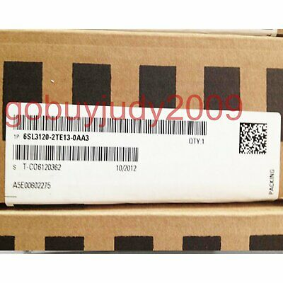 1PC Brand New Siemens 6SL3120-2TE13-0AA3 Quality assurance fast delivery