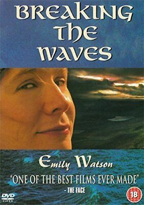 Breaking The Waves Dvd Emily Watson Brand New & Factory Sealed