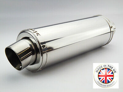 Honda VTR1000 SP2 Exhausts Demon Stainless Stubby Race Cans