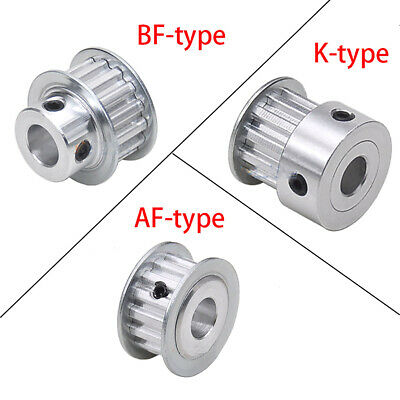 XL-10T Step Synchronous Wheel Pulley Bore 3.175-8mm for Width 7/11mm Timing Belt