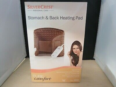 Silver Crest Stomach & Back Heating Pad - 25D