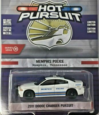 1977 Pontiac Lemans Police Nevada Highway Patrol *** GreenLight 1:64 OVP