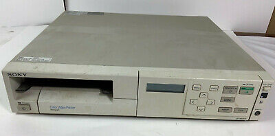 Sony Color Mavigraph Video Printer Model UP-1850MD 100 day warranty