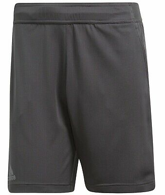 Mens New Adidas Climachill Shorts Running Gym Sports Fitness - Black Carbon