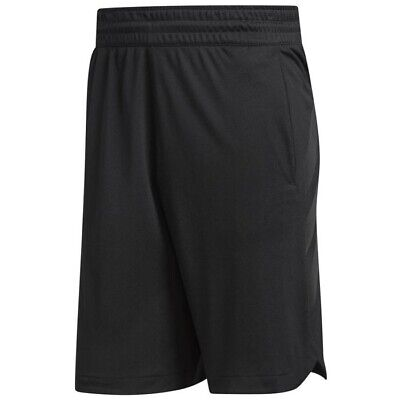 Mens New Adidas Accelerate Shorts Running Gym Sports Fitness - Black