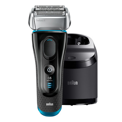 Braun Series 5 5190CC Clean & Charge Mens Electric Foil Shaver - Made in Germany