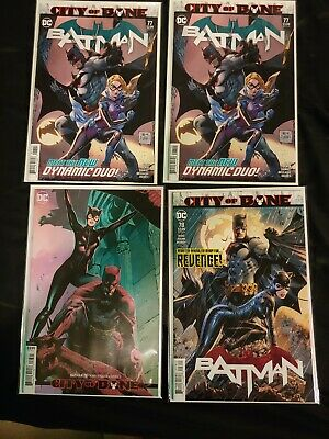Batman 77 Death of Alfred x 2 #78 A and B unread