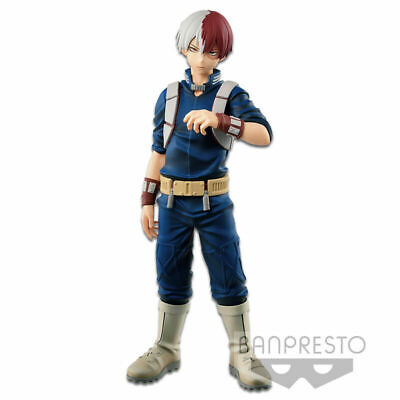 Banpresto My Hero Academia Age of Heroes Anime Figure Toy Shoto Todoroki BP39655