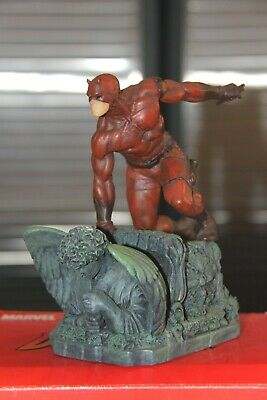 "DAREDEVIL 40TH ANNIVERSARY STATUE 6"" Dynamic Forces 2004 Limited Edition"