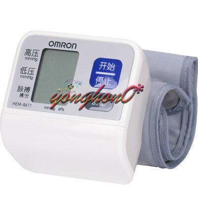 1PCS HEM-8611 Omron home use electronic manometer NEW In Box