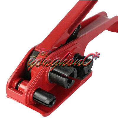 NEW Manual Strapping Tool  Manual tightening device + fused baling press