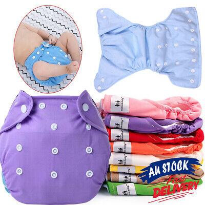Reusable Adjustable nappy Cloth Diapers bulk Nappies modern Baby