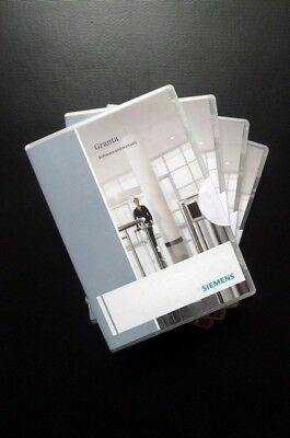 Siemens Access Control Granta 5.3 Core Software 4890 Security Management Systems