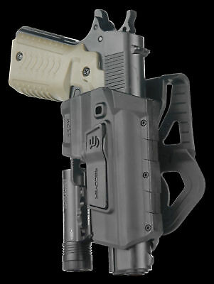 Recover Tactical HOLSTER for 1911 CC3H Rail System HC11 Passive Retention RIGHT