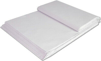 WHITE TISSUE PAPER 20 x 30 Bright crystal 9 lb 960 Total Sheets 2 Ream Pack