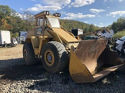 Michigan 125-ADC Wheel Loader; Clark Michigan; RUNS EXC!!! Tractor Bucket Loader