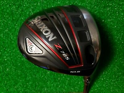 Srixon Z785 10.5 DEGREE DRIVER HEAD ONLY GREAT CONDITION W /Headcover
