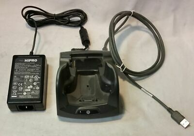 Symbol Motorola CRD7X00 MC70 MC75 FR68 FR6000 Charging Cradle w/Power Adapter