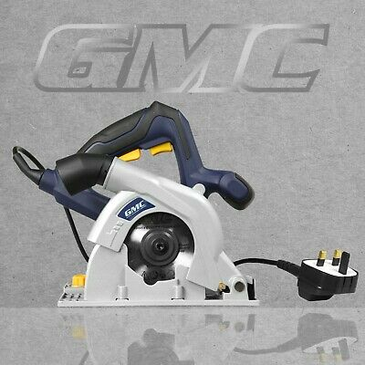 GMC GTS1500 - 1050W Compact 110mm Plunge Saw & 700mm Track Kit 230V