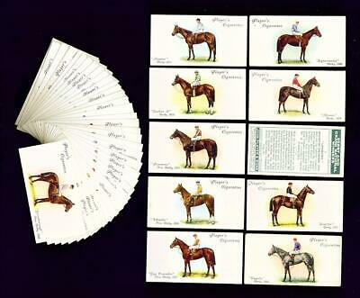 SET 50 x DERBY & GRAND NATIONAL WINNERS – PLAYERS – 1933