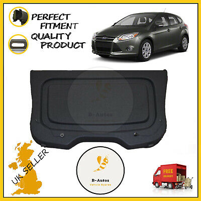 FORD FOCUS MK3 Rear Parcel Shelf Tray load Cover Panel Luggage 2011 2012 2013 14