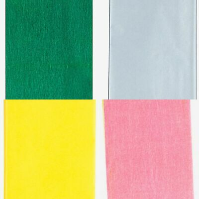 County Lightweight Crepe Paper (Pack Of 12) (SG11287)