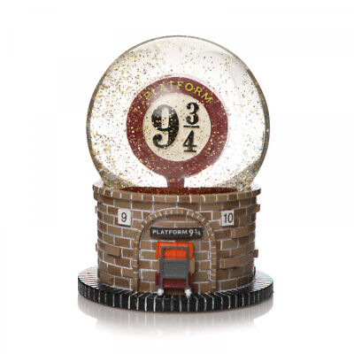Harry Potter Snow Globe - Platform 9 3/4 - New!