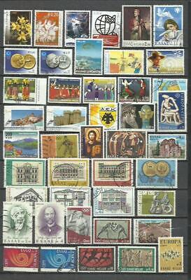 R86-Lote Sellos Grecia, No Taso,Greece Stamps Lot Without Pricing Griechenland