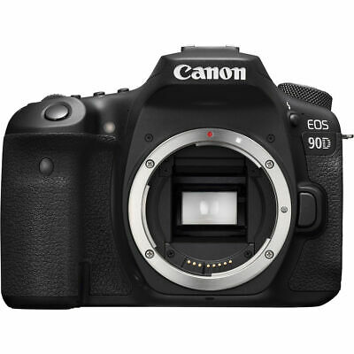 NEW! Canon EOS 90D DSLR Camera (Body Only) #3616C002 *Authorized Dealer*