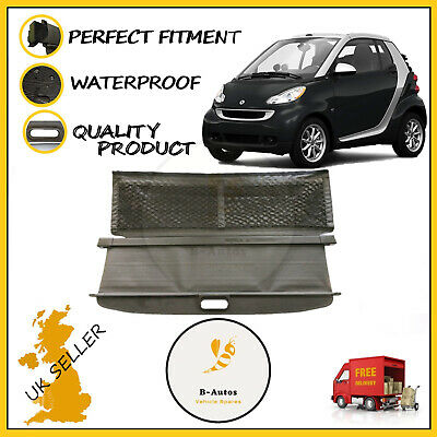 SMART FORTWO 2007-2014 Rear Parcel Shelf load Cover Panel Luggage Blind