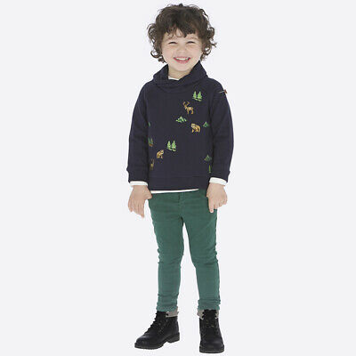 New Mayoral Boys slim fit basic trousers, Age 2 years (517)