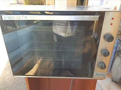Jemi Convection Oven - Freestanding Unit , 10 Amp, Good working condition
