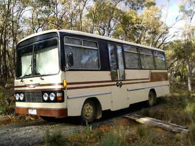 """""""Small length"""" 1988 HINO BUS with WHEELCHAIR LIFTER..."""