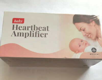 Medvat Baby Heartbeat Amplifier, Mums To Be