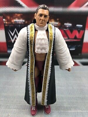 MT LORD STEVEN REGAL Elite 45 WWE Mattel Brand New Action Figure Toy In Stock