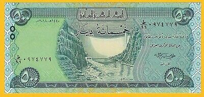 IRQ 250 p-97 2013 REPLACEMENT UNC Banknote