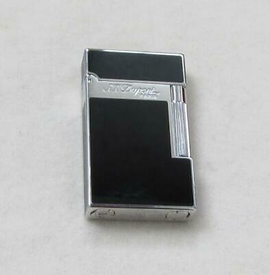 New Dupont Ligne 2 Metal Gas Lighters Cigarette Smoking Ping Sound luxury Silver