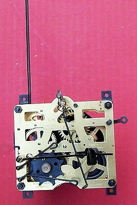 Regula new type 25  1 day cuckoo clock  movement  c/w chains, hooks & rings