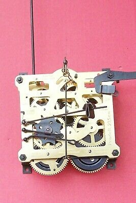 Regula  type 34 ( 23.5 )  8 day cuckoo clock  movement c/w chains, hooks & rings