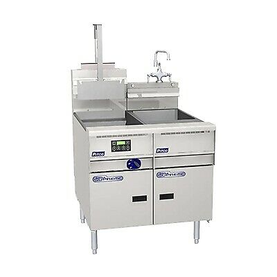 Pitco Frialator SSPG14 Gas Pasta Cooker
