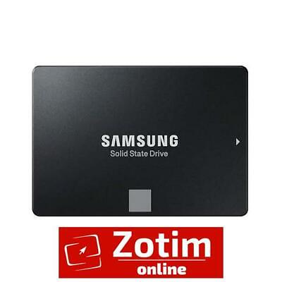 """Samsung MZ-76E2T0BW, 2TB 860 EVO, 2TB, V-NAND, 2.5"""", R/W(Max) 550MB/s/520MB/s"""