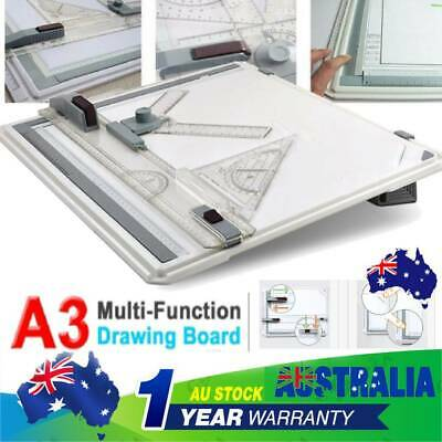 PRO A3 Drawing Board Table Tool With Parallel Motion Adjustable Angle Drafting
