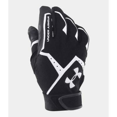 Under Armour Adult Clean-Up VI Batting Gloves 1267426-001