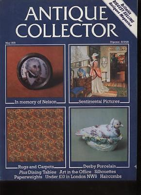 ANTIQUE COLLECTOR MAGAZINE - May 1978