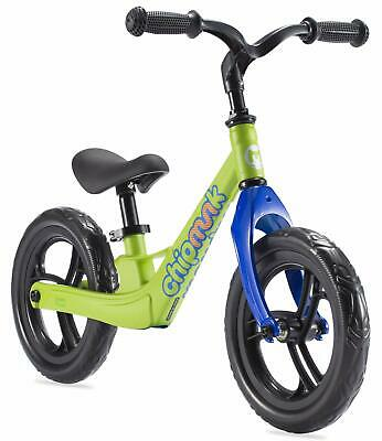 """RB Kids Balance Bike Ride On Toys Puch Bicycle Wheels Toddler Baby 12"""" Bikes"""